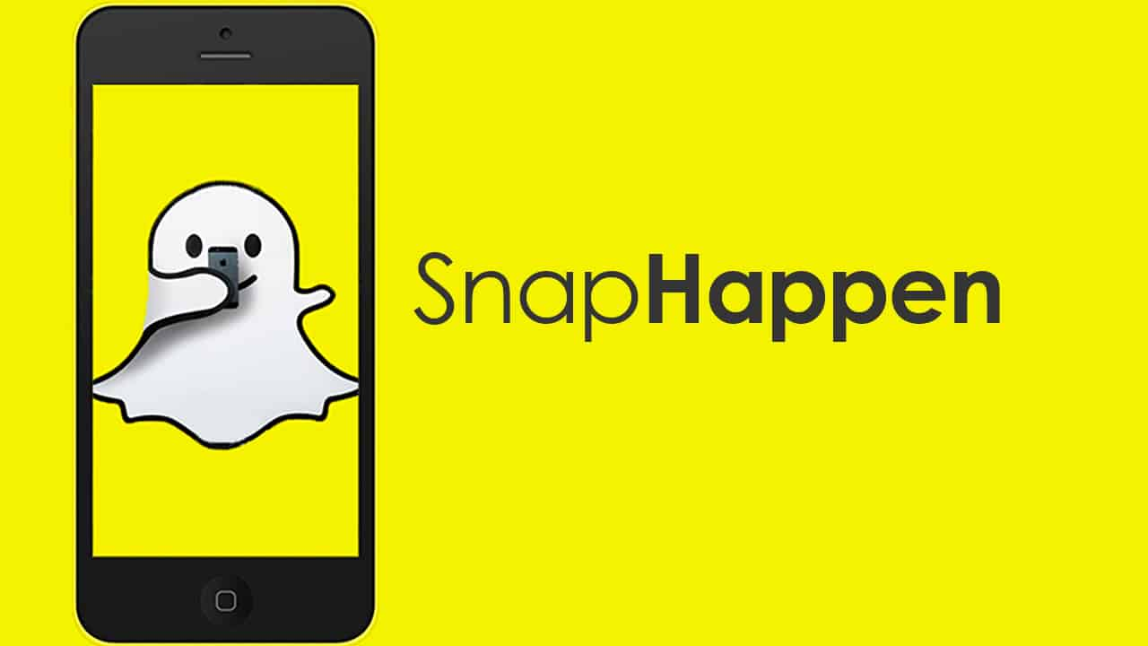 Introducing Snaphappen; The World's first Snapchat Event