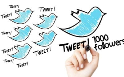 How to gain 1000 followers on Twitter