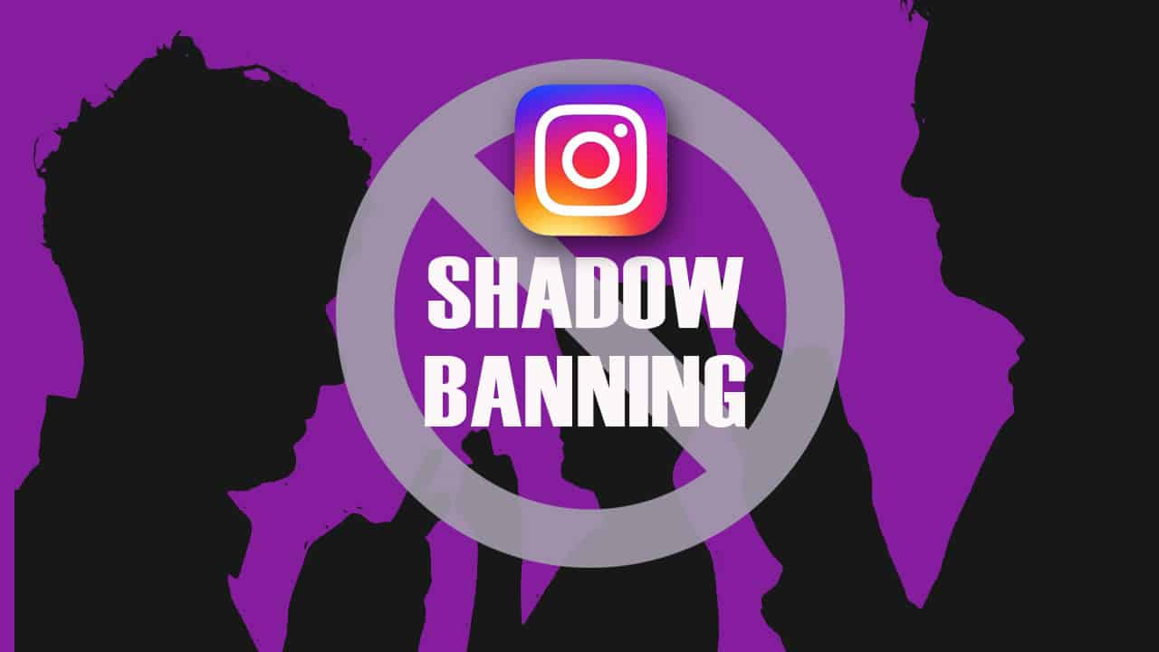 how to know if your account is shadow banned