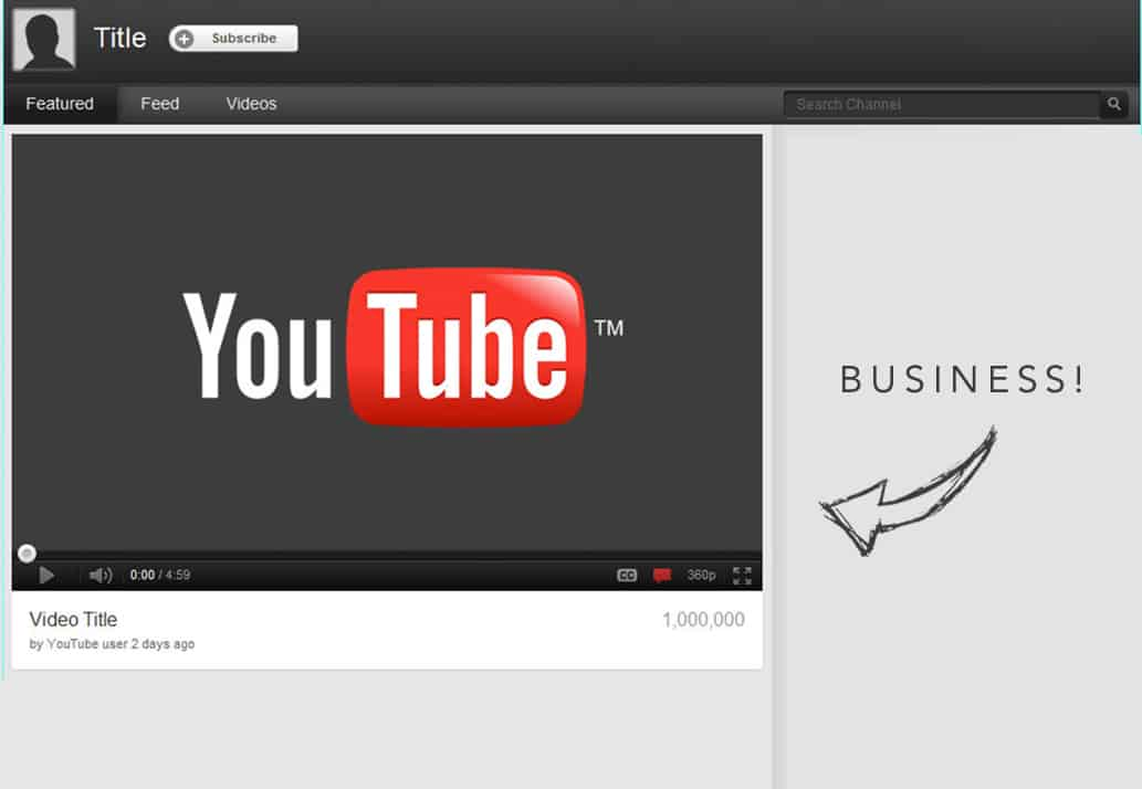 Why Your Business Should Be on YouTube