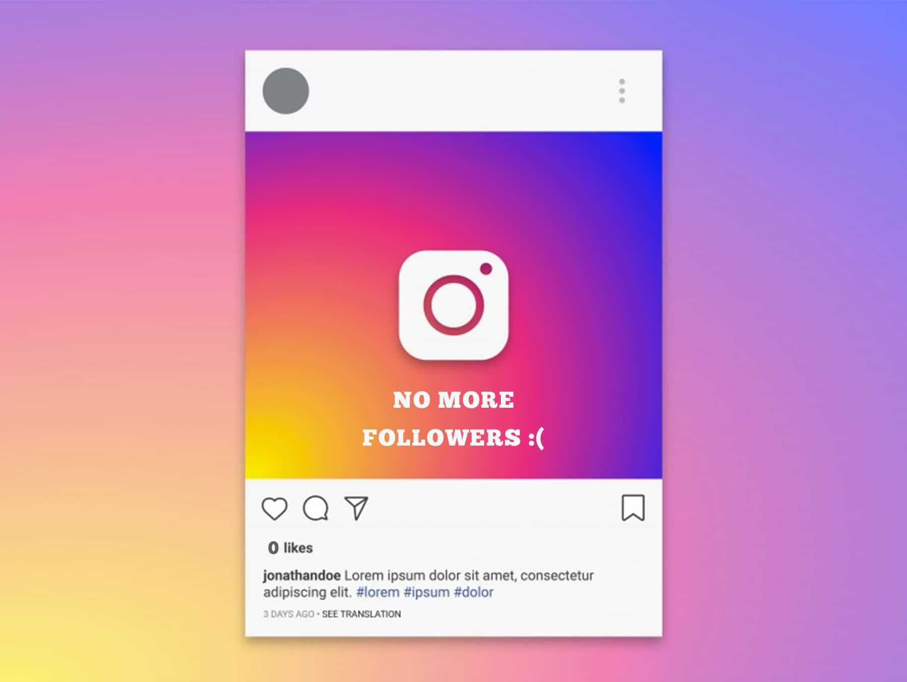 Big Reasons Why You're No Longer Gaining Followers on Instagram