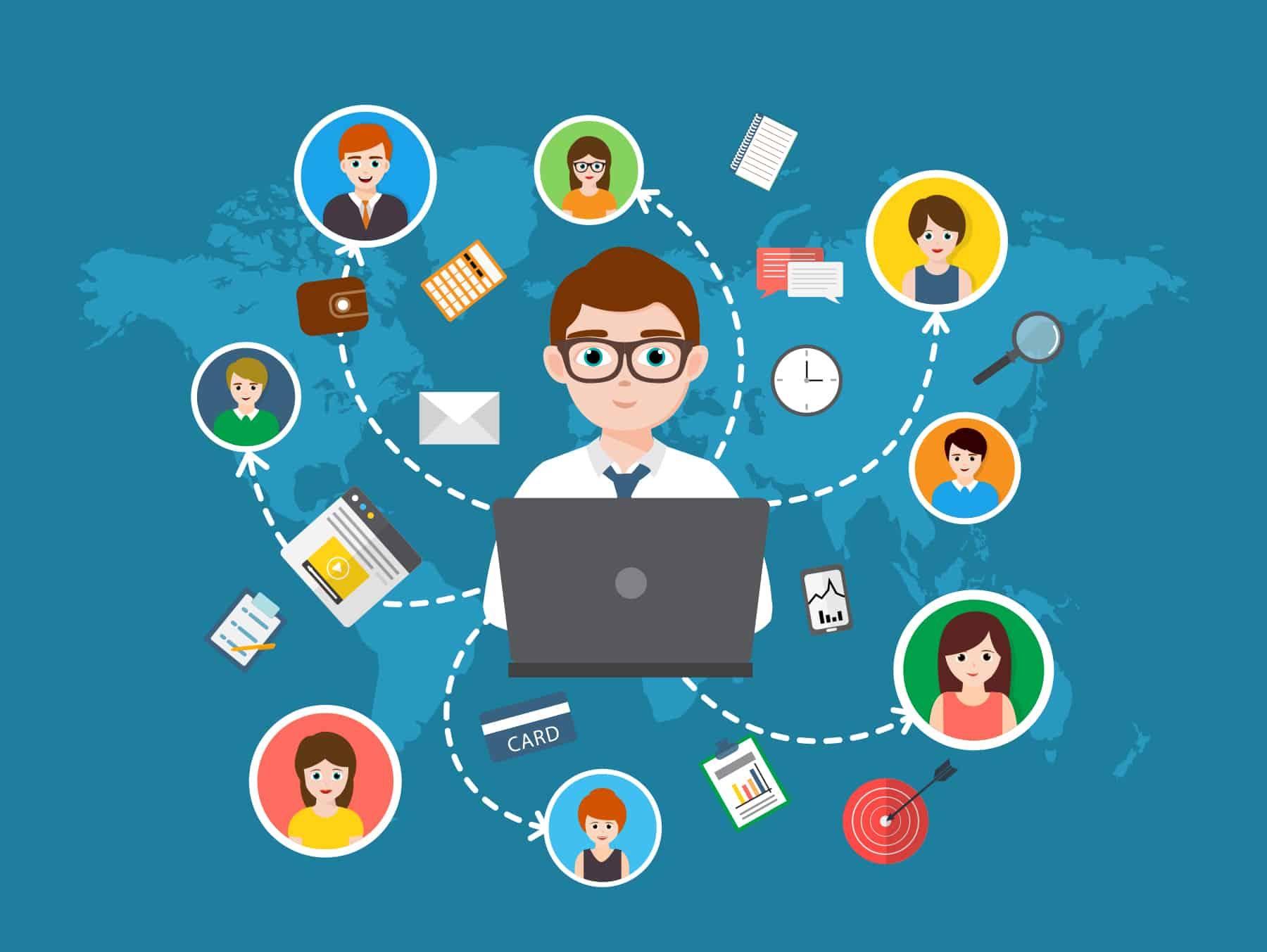 Become a Social Media Entrepreneur With These Simple Steps 1 Social Media erfolgreich nutzen: 3 einfache Schritte für dein Unternehmen