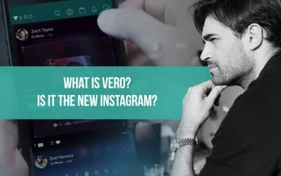 What is Vero? Is it the new Instagram