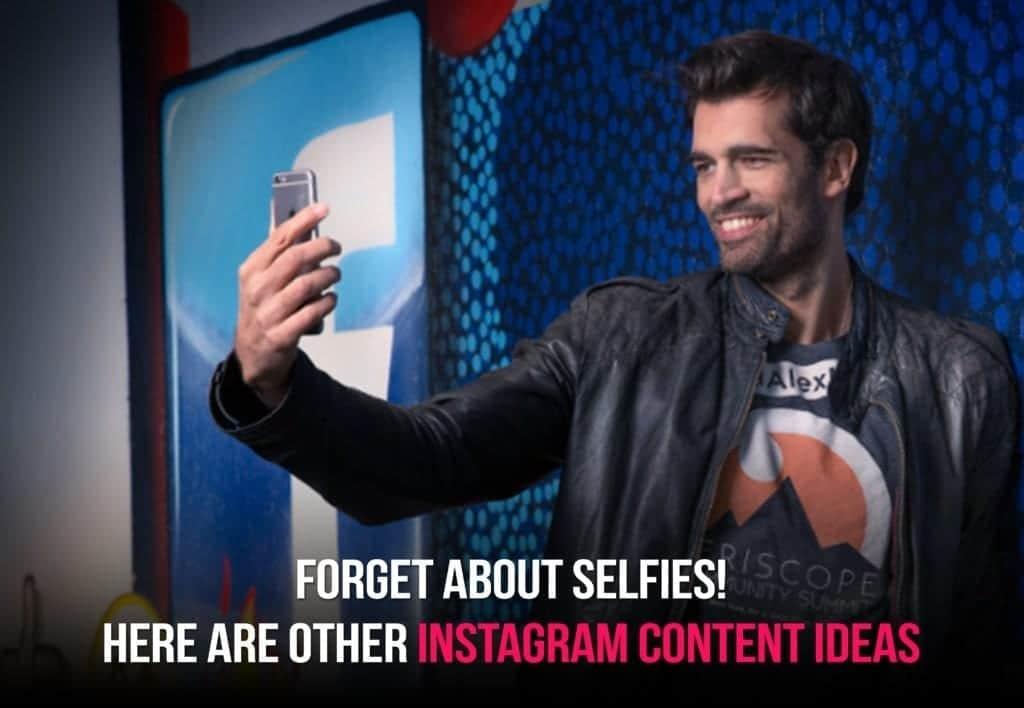 Neue Instagram Content Ideen