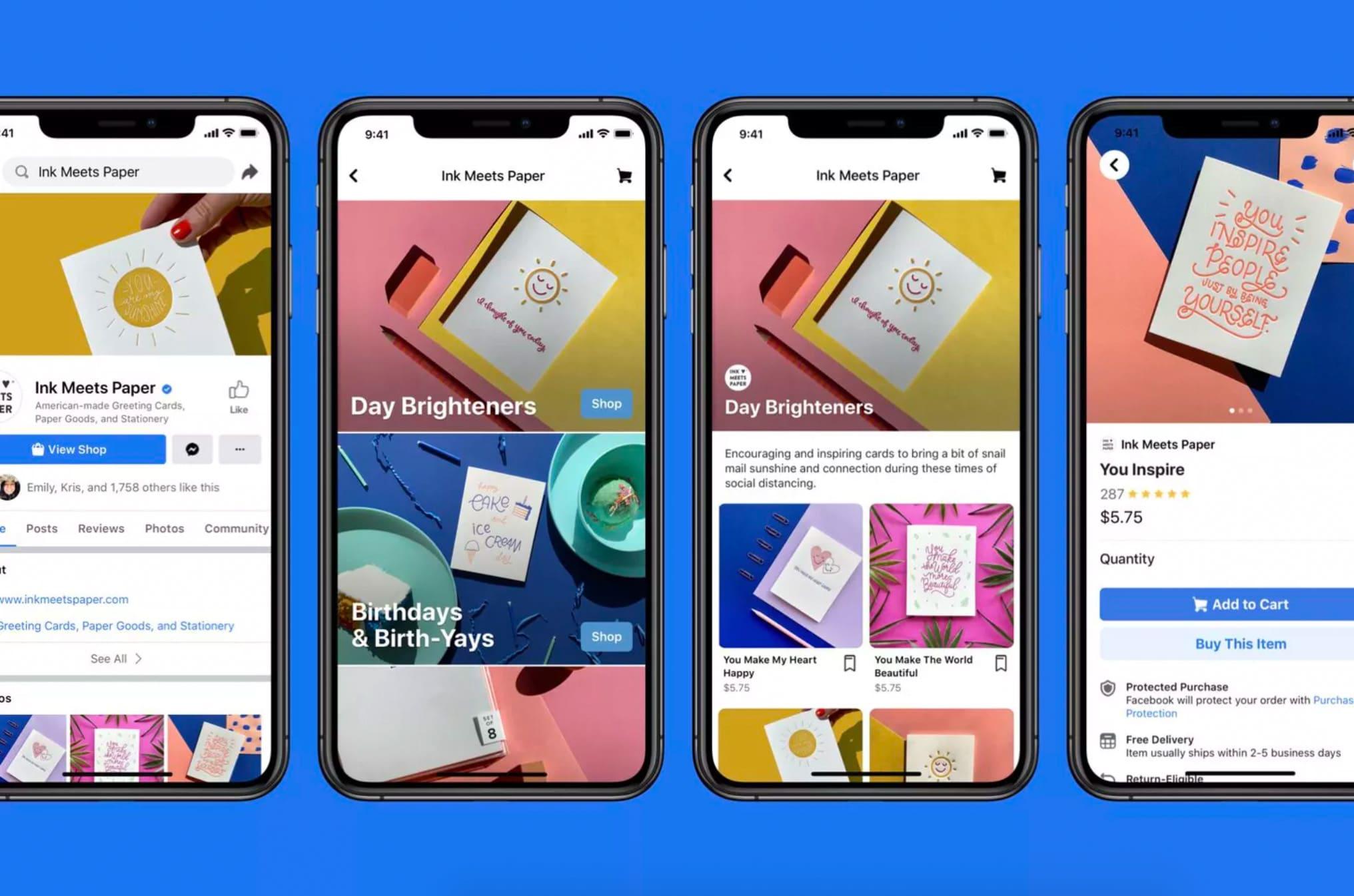 storefront Was ist ein facebook Schaufenster und wie kann ich einen facebook shop erstellen?