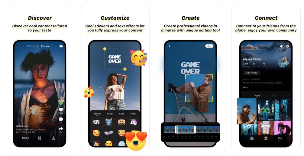 Die neue Zynn App 2020 - Der erste TikTok Konkurrent?