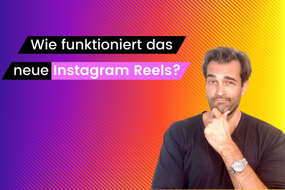 """Copy of Copy of Copy of Copy of Copy of Copy of MEHR Story views Neues Instagram Update """"Reels"""" - Ernsthafte TikTok-Konkurrenz?"""