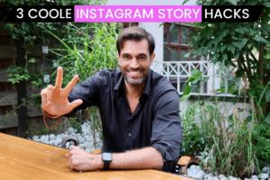 3 coole Instagram Story Hacks                                                         für mehr Story-Views