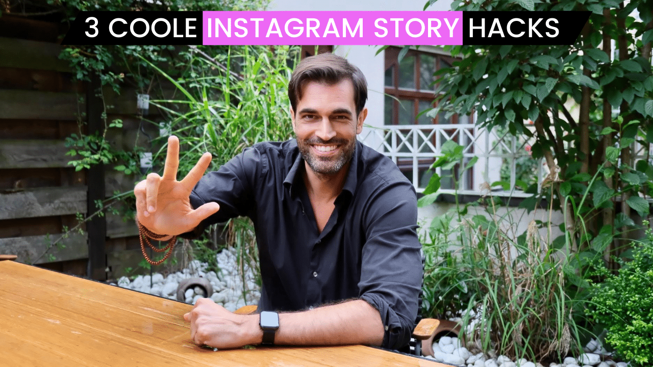 3 Instagram Story Hacks für mehr Story-Views